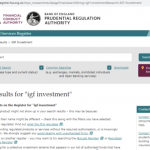 IGF Investment Review